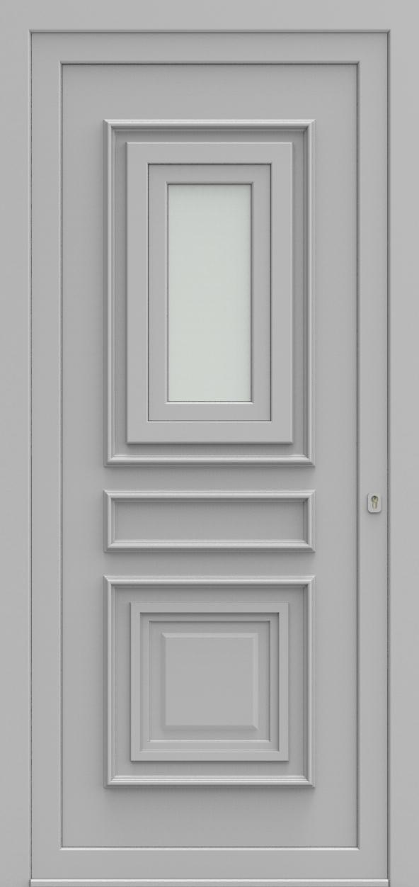 Porte d'entrée 3512/O MATTEO de la gamme Topline posée par les établissements CELEREAU à Roncq
