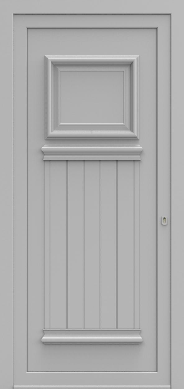 Porte d'entrée 100 A PR de la gamme Progress posée par les établissements CELEREAU à Roncq