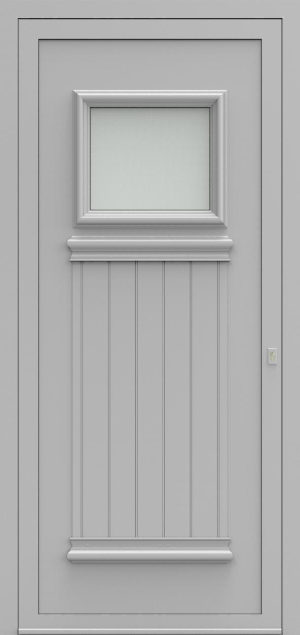 Porte d'entrée 101 A PR de la gamme Progress posée par les établissements CELEREAU à Roncq
