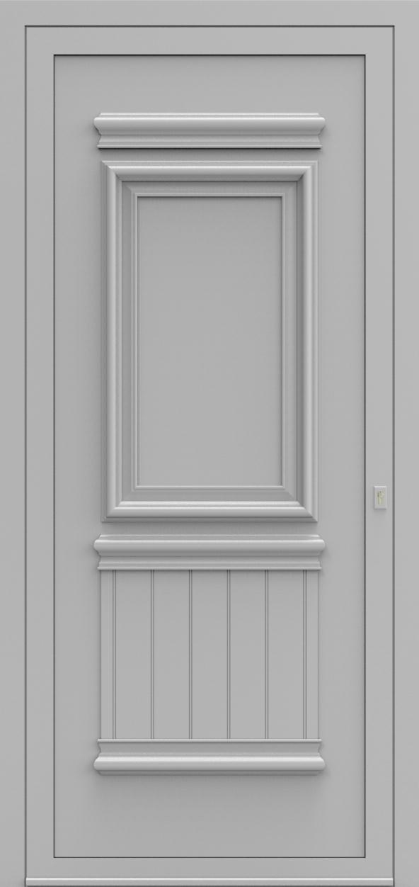 Porte d'entrée 110 A PR de la gamme Progress posée par les établissements CELEREAU à Roncq
