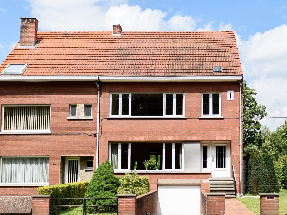 horizontale foto gevel - Veltwijcklaan