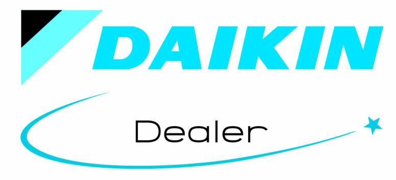 Daikin dealer warmtepompen / airco