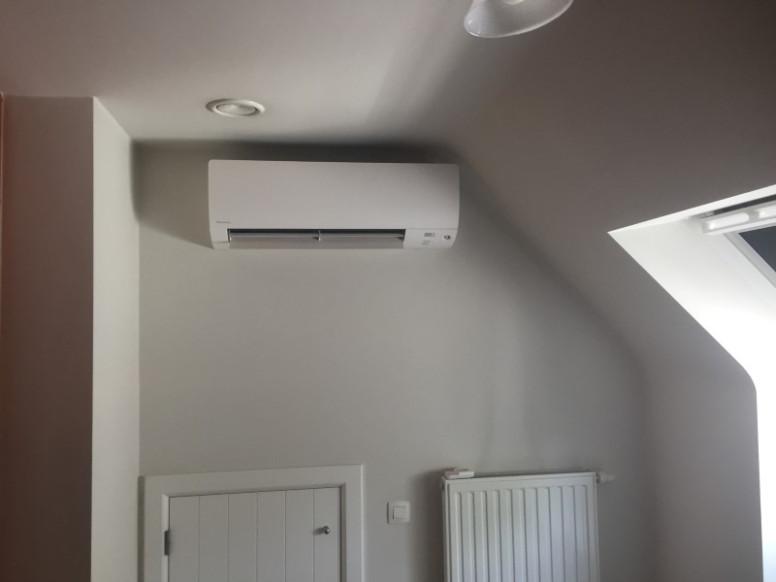 Daikin binnenunit warmtepomp voor koeling en verwarming