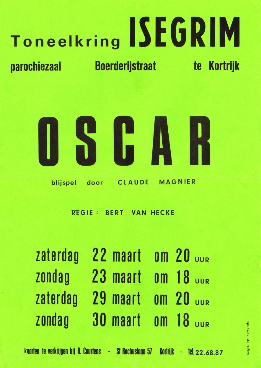 OscarAffiche