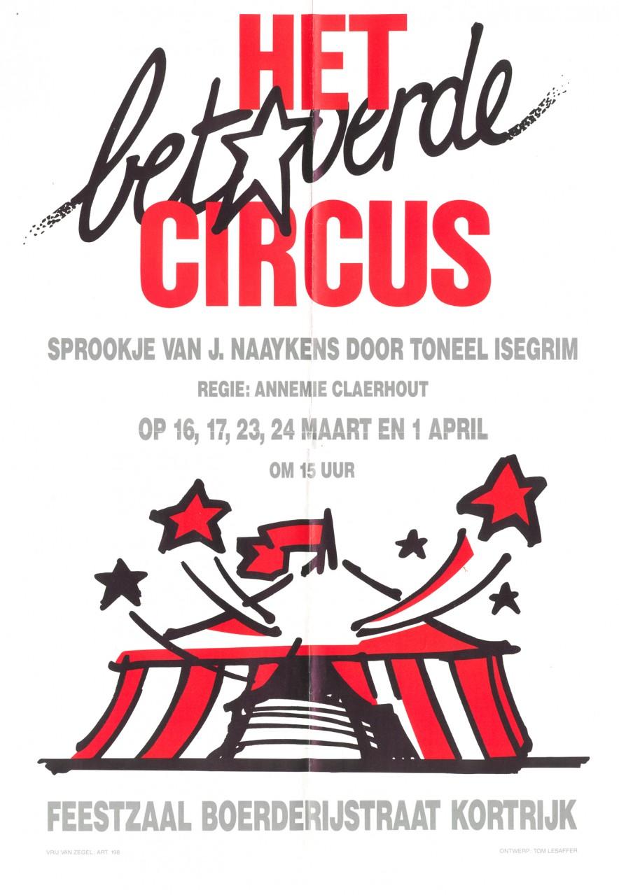 CircusAffiche