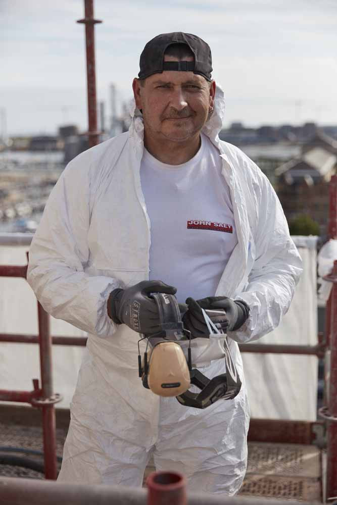 John Saey - werf Oostende 44