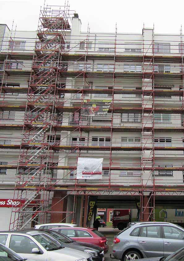 Residentie Rubens-Rembrandt te Ledeberg RUBENSREMBRANDT_detailfacelift_tijdens-web