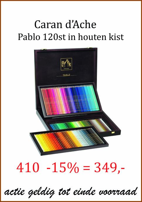 Pablo 120 kist