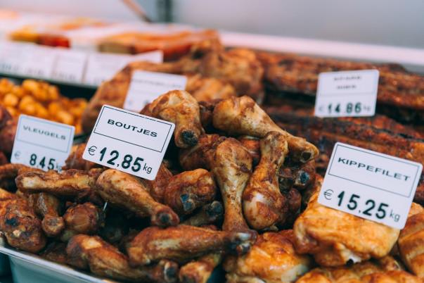 spare ribs kippeboutjes