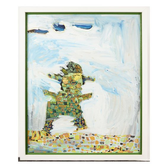 SEYNAEVE FRANCOISE - 77X93 - € 250
