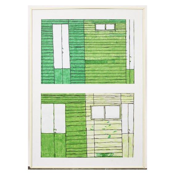 VAN LOMMEL PETER - verkocht - 84X60 - € 90