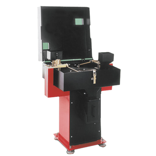 AAV schuurmachine EN 1097-8 abrasion machine