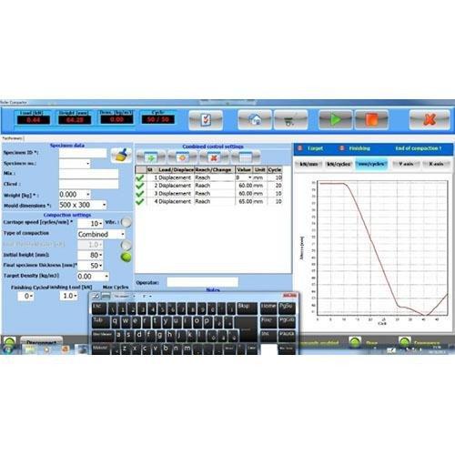 Advanced asphalt slab roller compactor, MASTERCOMP EN 12697-33, method 5.2 | ASTM D8079