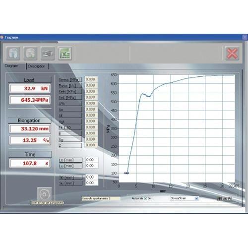 Automatische 500/1000kN testmachines voor staal en beton automatic 500 1000kn testing machines