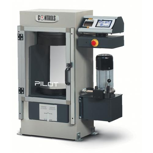 Super-Automatic compression testers for cubes and cylinders AUTOMAX EN 12390-4