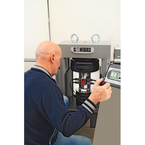 Automatic Compression Testers for Cubes and Cylinders PILOT EN 12390-4