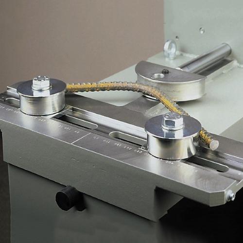 Koude buigingstestmachine EN ISO 15630-1 | EN ISO 7438 | EN 10080 | ASTM A615 cold bend testing machine