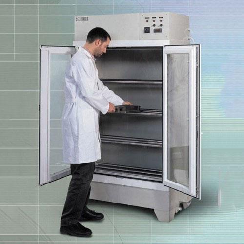 Curacem, cementbehandelend kabinet ASTM C109 | ASTM C511 | EN 196-8 | EN 196-1 | EN ISO 679 curacem cement curing cabinet