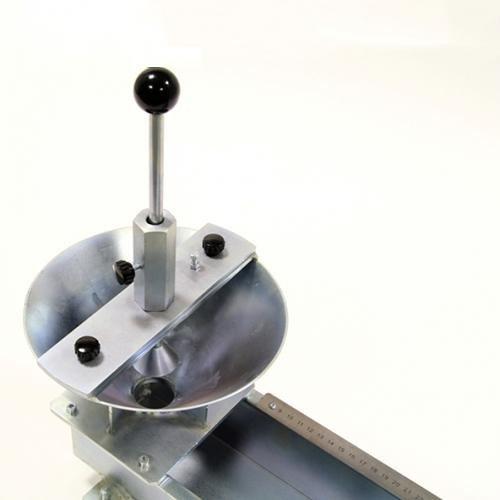Flow test apparatus for grouts flow_test_mortar_65-l0054a2