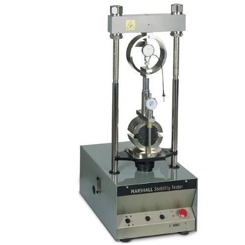 Marshall analoge drukpers ASTM D1559 | ASTM D5581 | AASHTO T245 | ASTM D6927 marshall compaction moulds