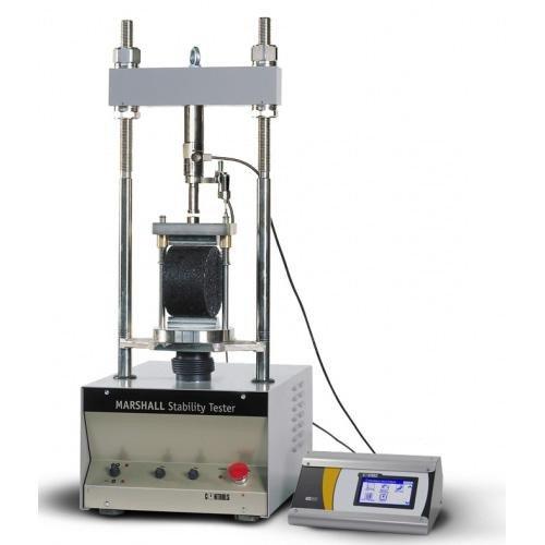 Presse Marshall digitale EN 12697-34 | ASTM D1559 | ASTM D5581 | AASHTO T245 | EN 12697-12 | EN 12697-23 | ASTM D6927 | AASHTO T283 | ASTM D6931