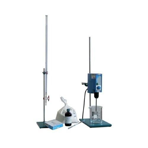 Methilene blue test set EN 933-9