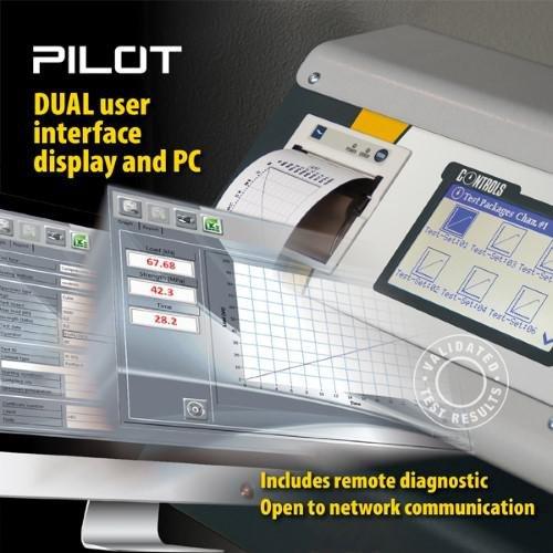 PILOT Automatic compression-flexural cement testers ASTM C109 | ASTM C349 | ASTM C348 | EN 196-1 | EN 13286-41 | EN 933-5