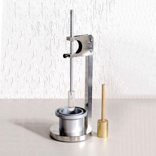 Plunjerapparaat: penetrometer EN 459-2 | EN 413-2 | EN 1015-4 plunger penetration apparatus