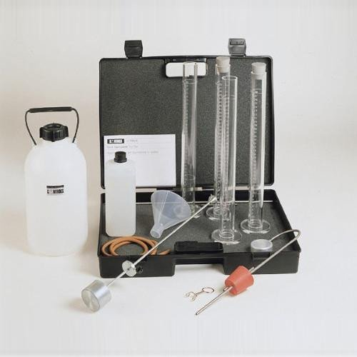 Zandequivalent set EN 933-8 | ASTM D2419 | AASHTO T176 sand equivalent shakers