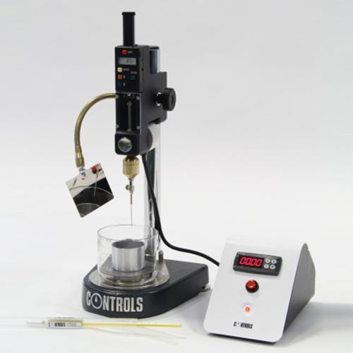 Standard penetrometers EN 1426 | ASTM D5 | AASHTO T49