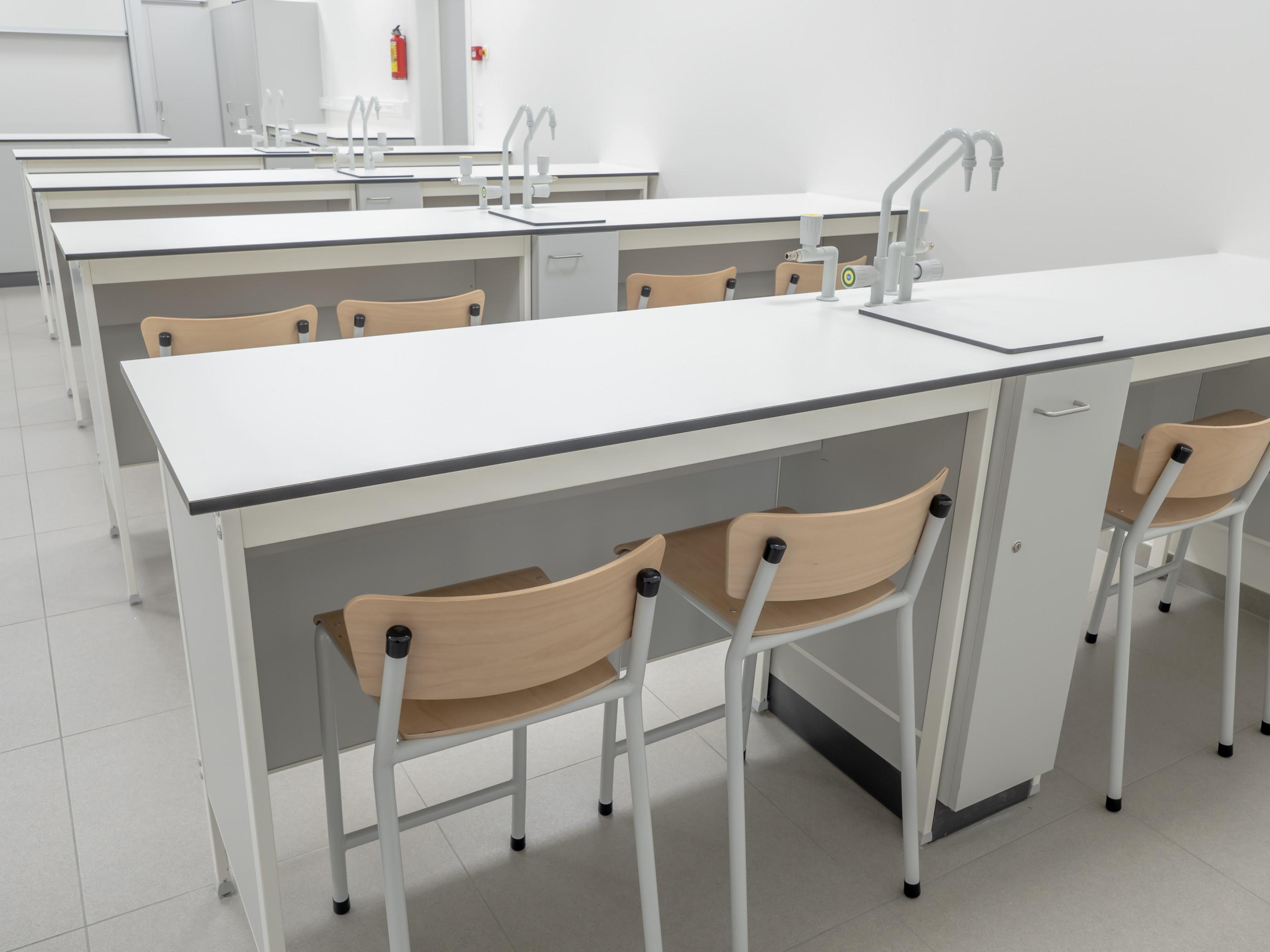 Table d'élèves