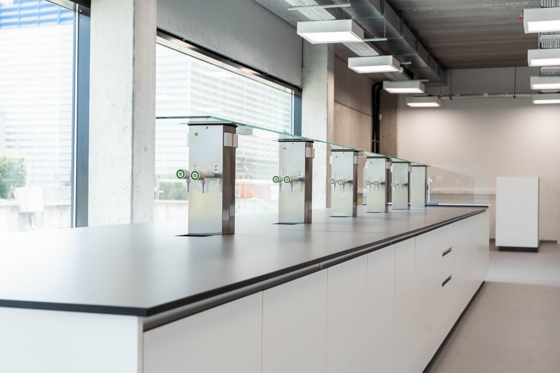 Mobilier de laboratoire