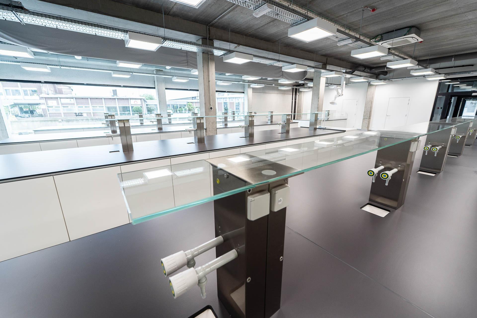 Mobilier laboratoire