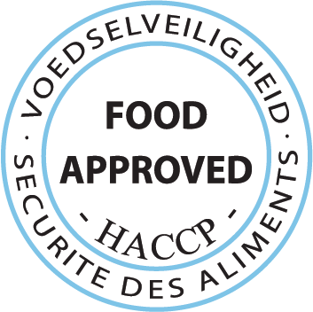 Food approved 3 cm_outlines_blauw saniguard