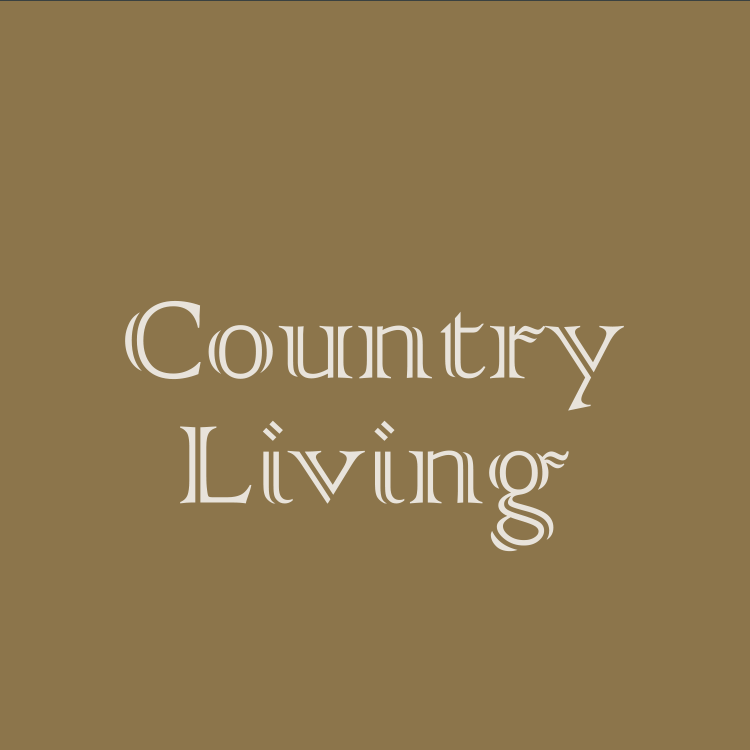 Country Living_Titel