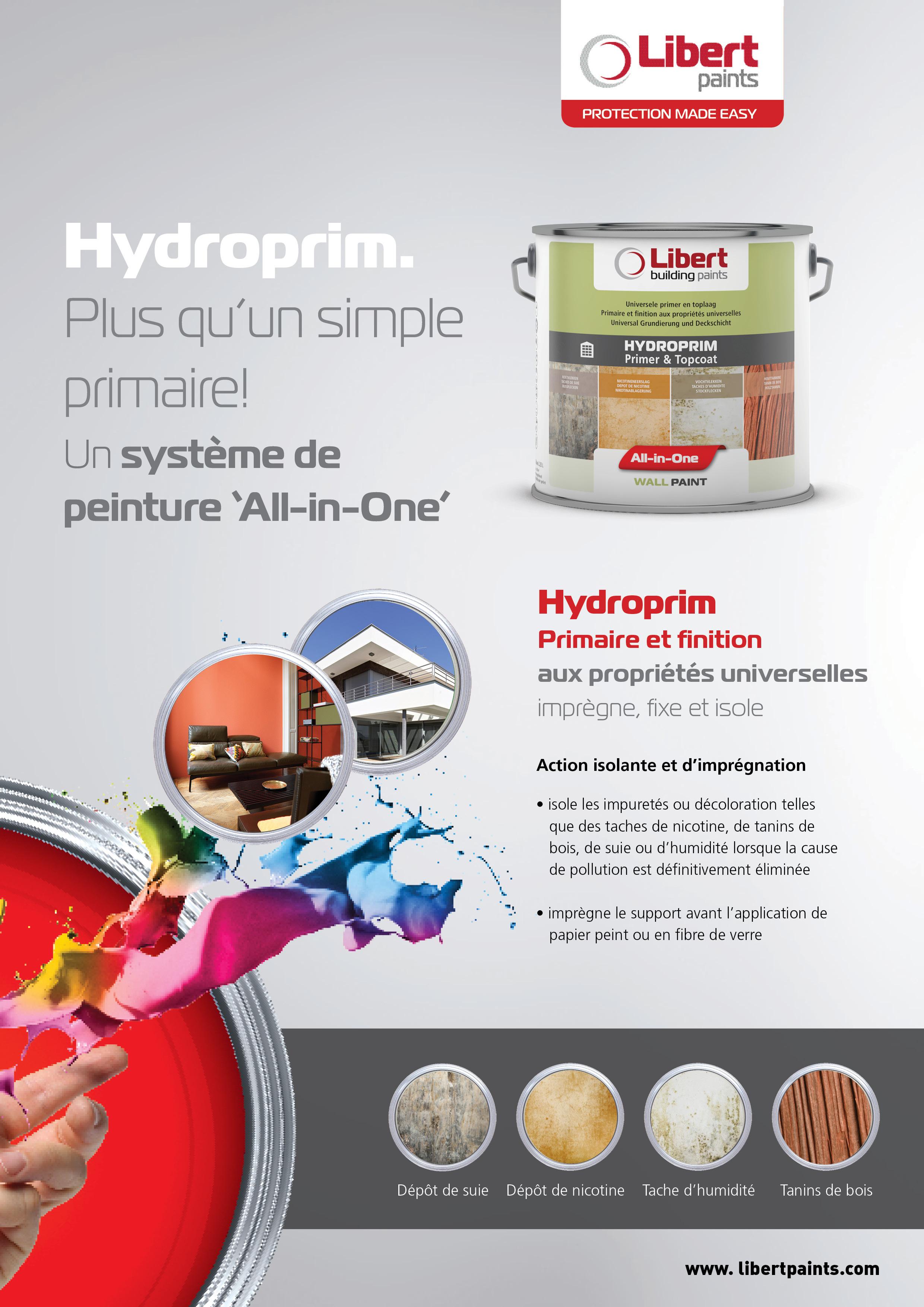 Hydroprim Flyer_FR