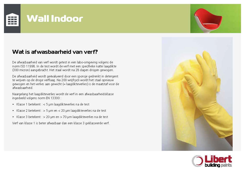 NL_Indoor Afwasbaarheid
