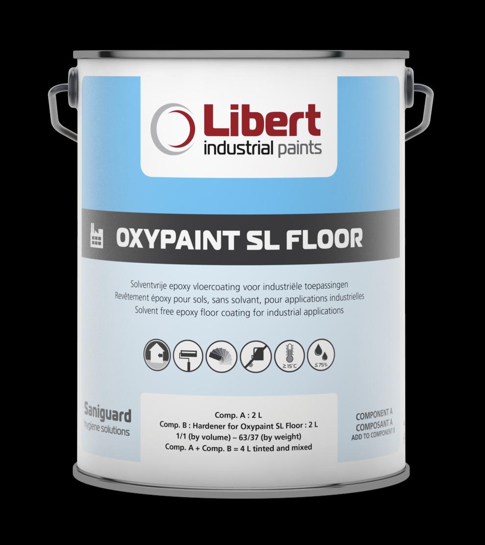Oxypaint SL Floor_4L