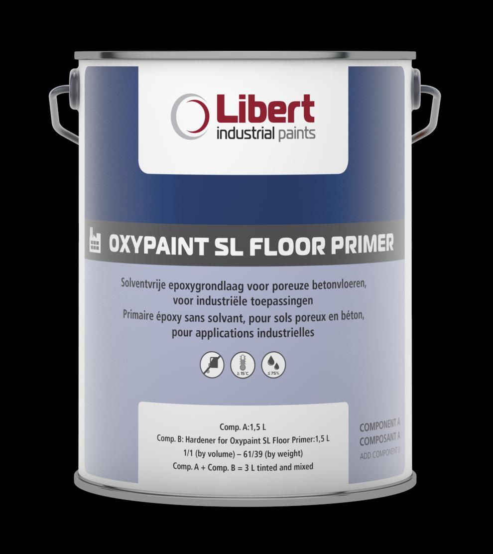 Oxypaint sl floor primer_4L