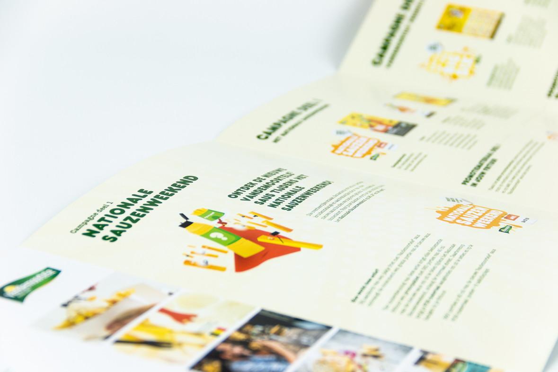Structurele groei in het Vandemoortele® sausvolume  De uitdaging? Wie wordt nu niet...