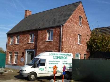 2013 levering met bestelwagen