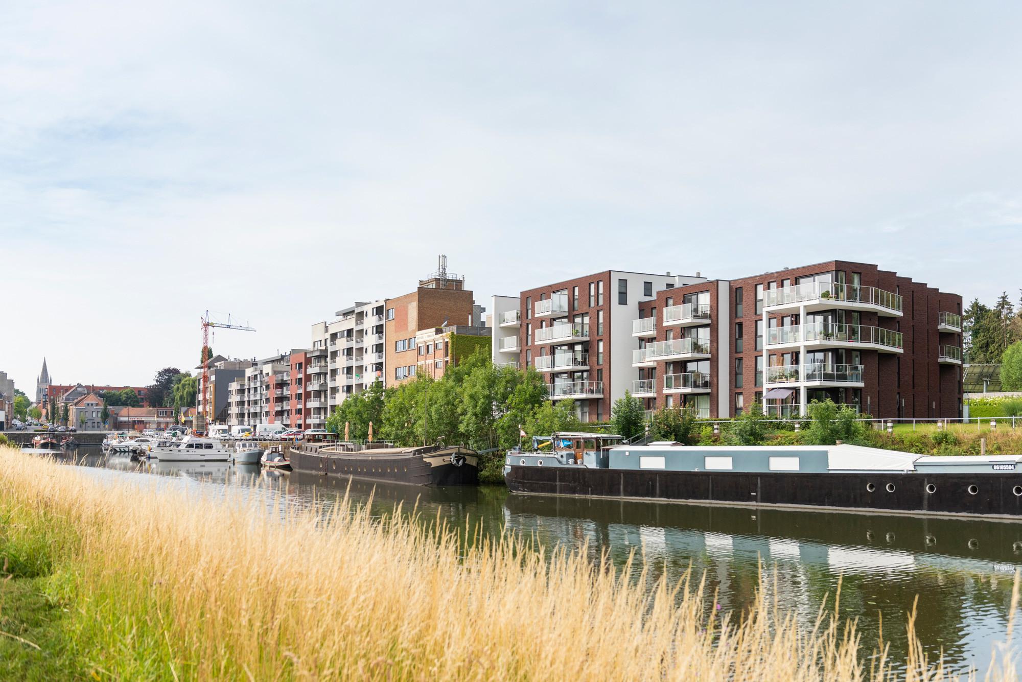 Meergezinswoning Hooge Vaart6_Ieper_Claeys Architecten