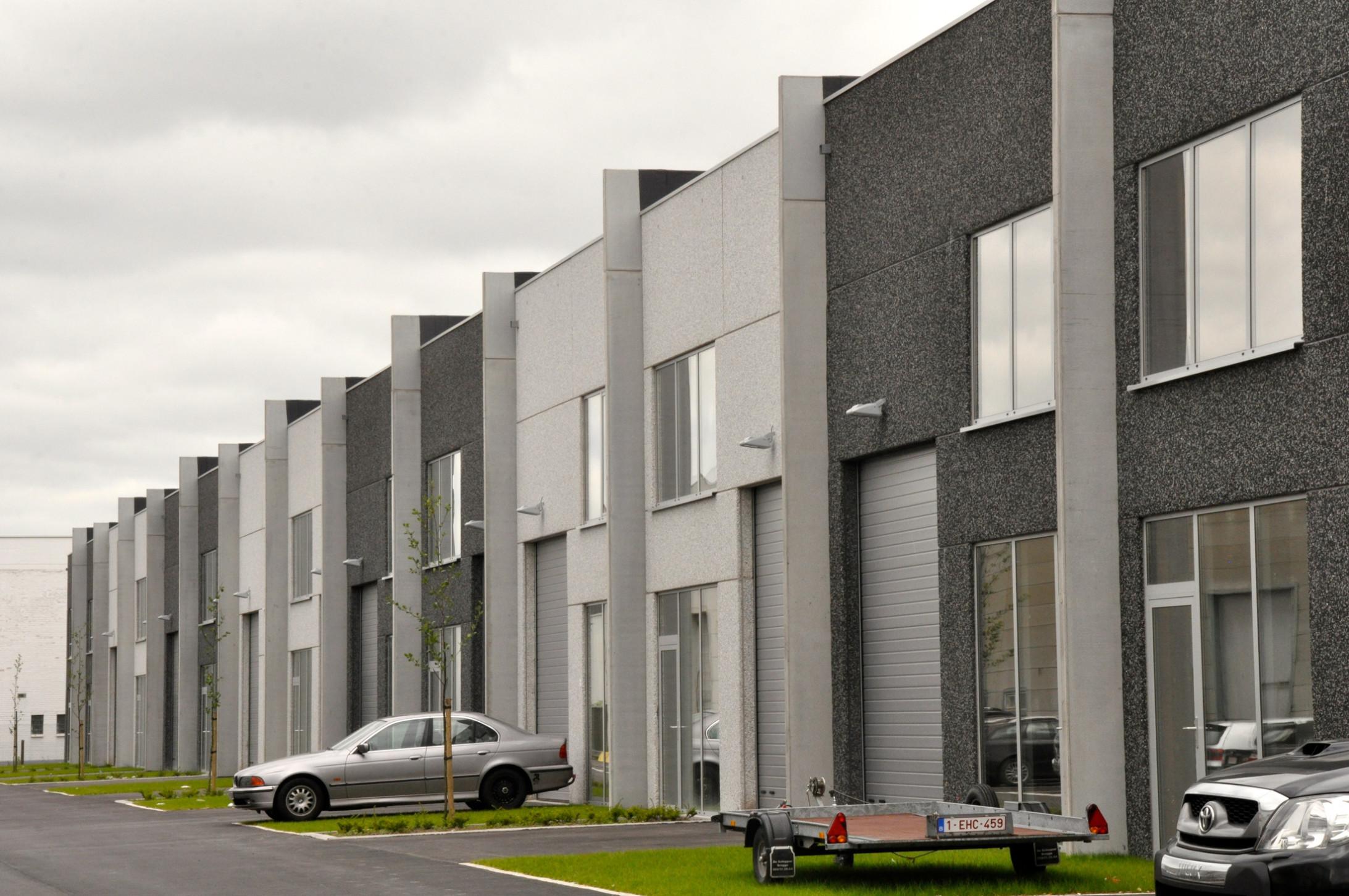 Bedrijfsverzamelgebouwen_Brugge_Claeys Architecten