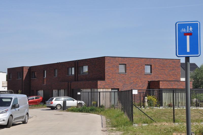 Groepswoningbouw Bommelhoek6-De Pinte-Claeys Architecten
