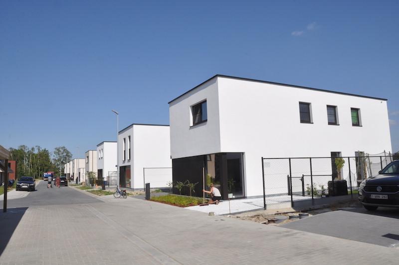 Projectontwikkeling woninggroep-Roeselare-Claeys Architecten
