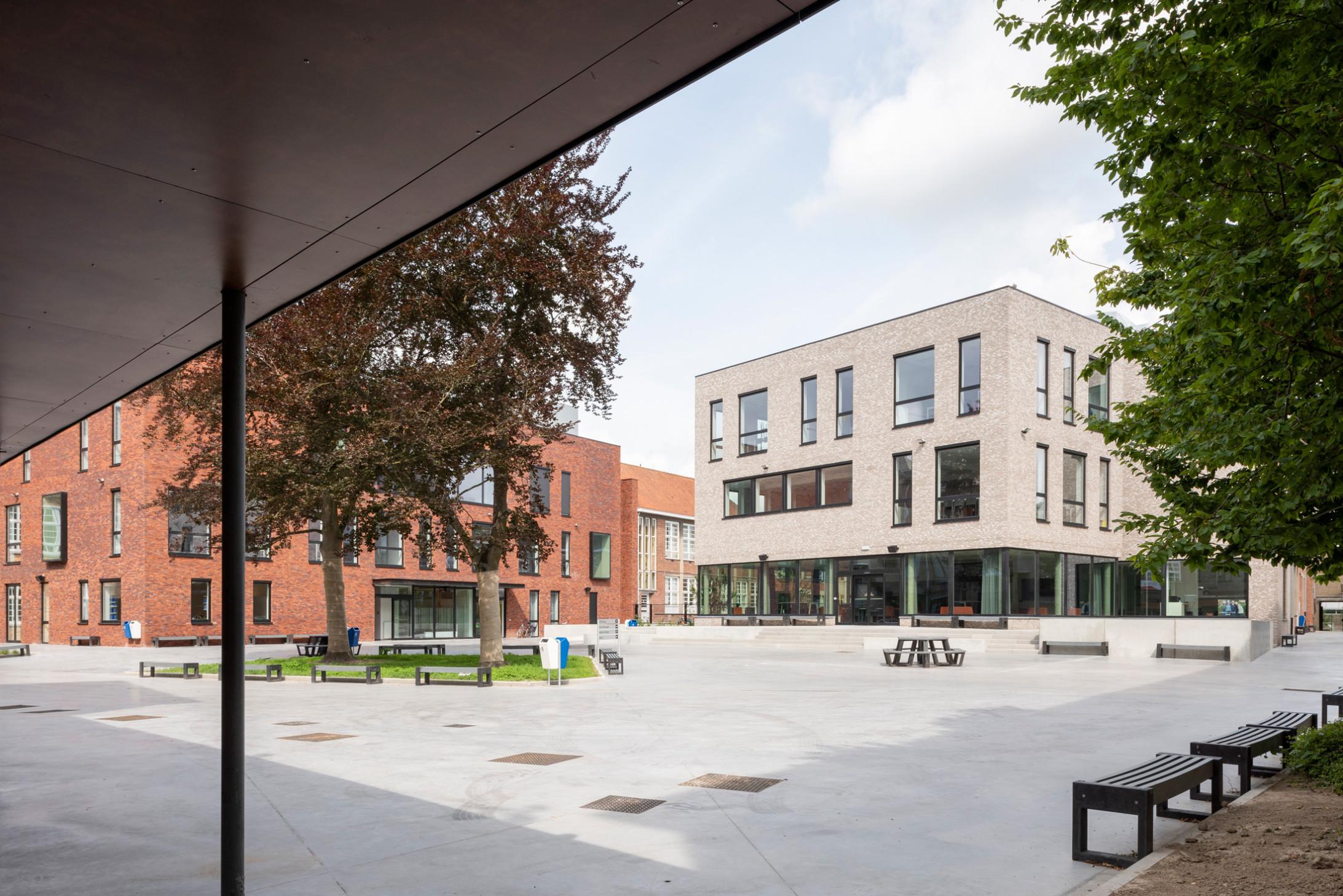 School Sint Rembert_Torhout_Claeys Architecten