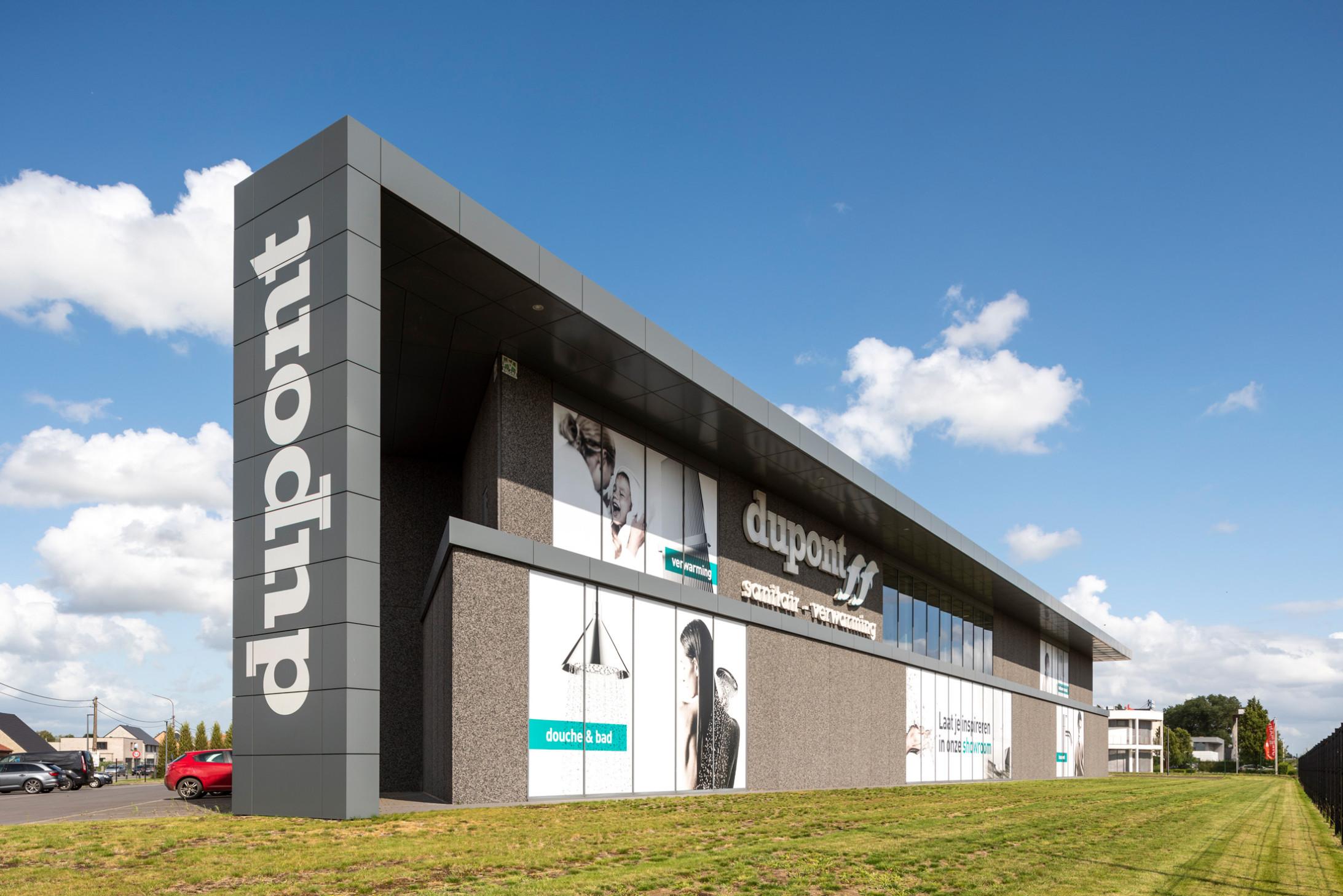Winkelruimte Dupont4_Roeselare_Claeys Architecten
