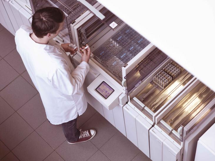 Medlab-Bruylandis een hoog technologisch, sterk geautomatiseerd en...