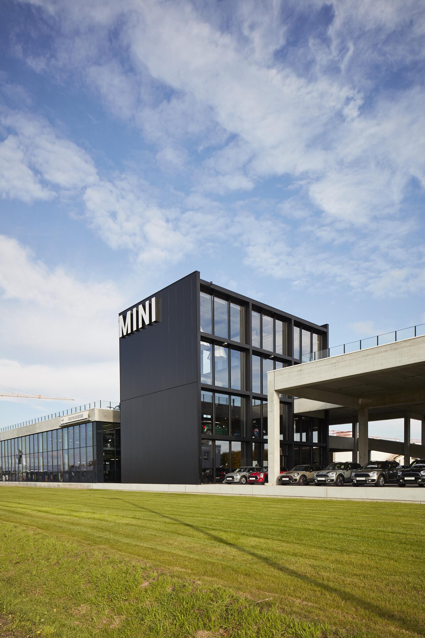 Roeselare : BMW – MINI Dejonckheere