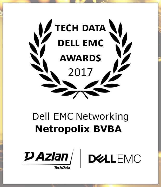 Netropolix wint Dell award 2017